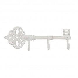 Κρεμάστρα InArt Cle White 3-70-907-0129
