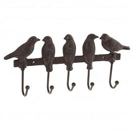 Κρεμάστρα Τοίχου InArt Birds 3-70-798-0187