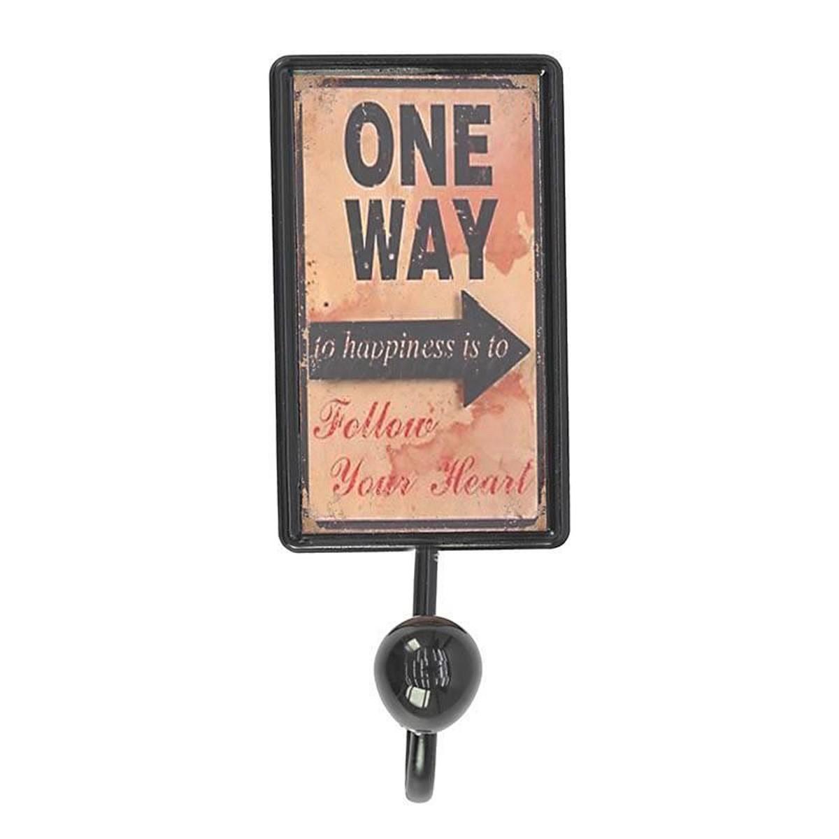 Κρεμαστράκι Τοίχου InArt One Way 3-70-773-0059 55901