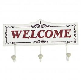 Κρεμάστρα Τοίχου InArt Welcome 3-70-773-0071