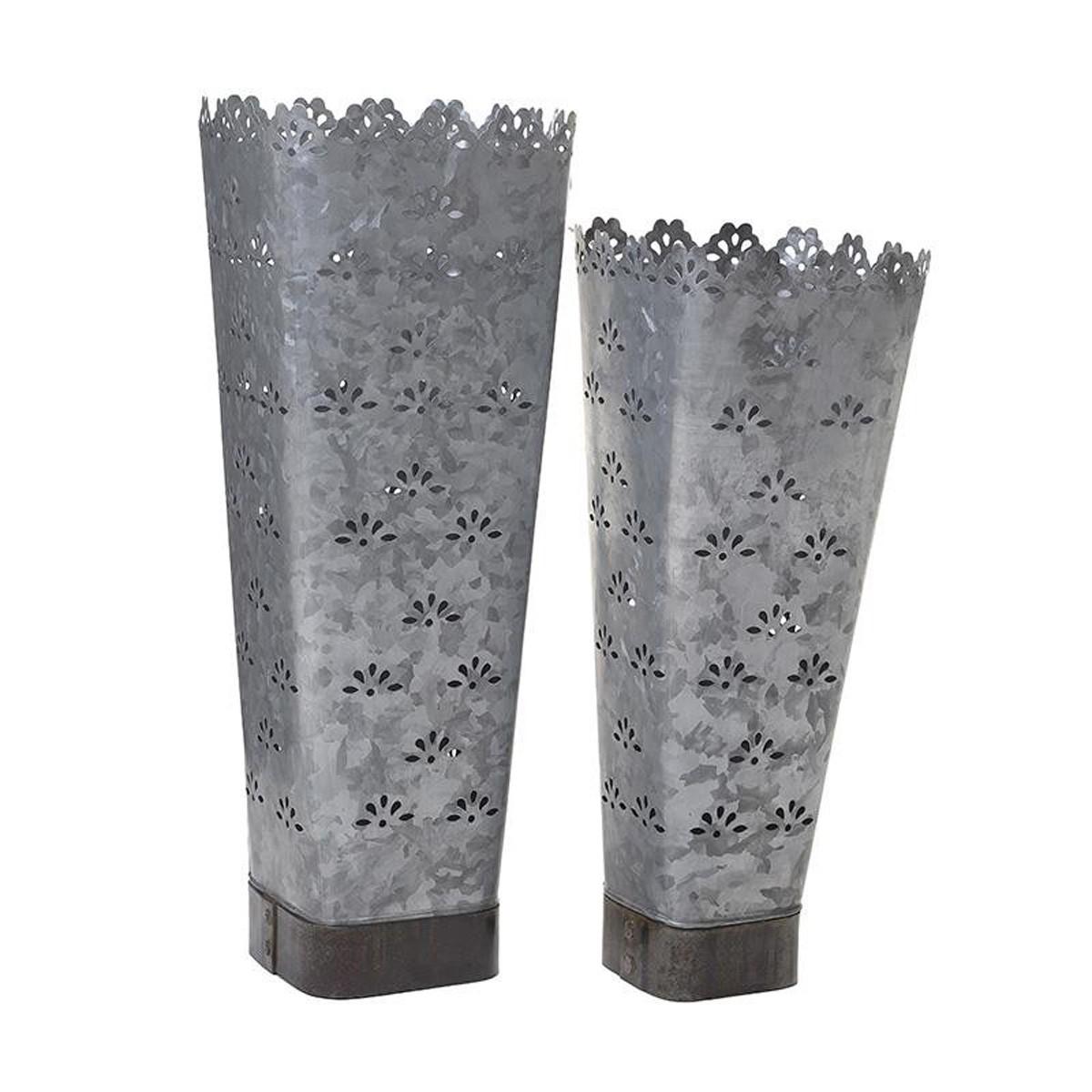 Ομπρελοθήκες (Σετ 2τμχ) InArt Lace 3-70-405-0057