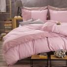 Σεντόνια Μονά (Σετ) Rythmos Next More Pink ΜΕ ΛΑΣΤΙΧΟ ΜΕ ΛΑΣΤΙΧΟ