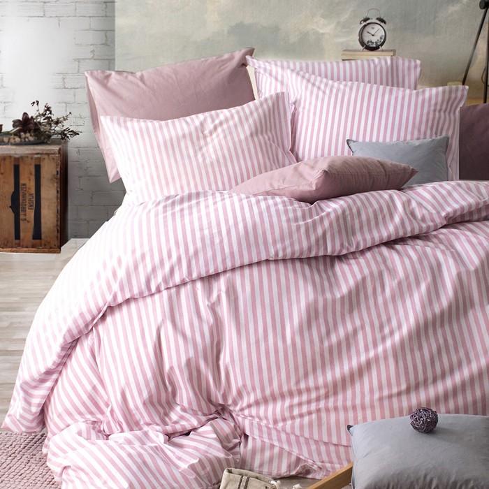 Κουβερλί Υπέρδιπλο (Σετ) Rythmos Diva Absolute Pink