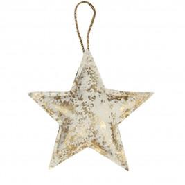 Χριστουγεννιάτικο Στολίδι Nef-Nef Xmas Star Gold