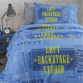 Παπλωματοθήκη Μονή (Σετ) Nef-Nef Junior Backstage