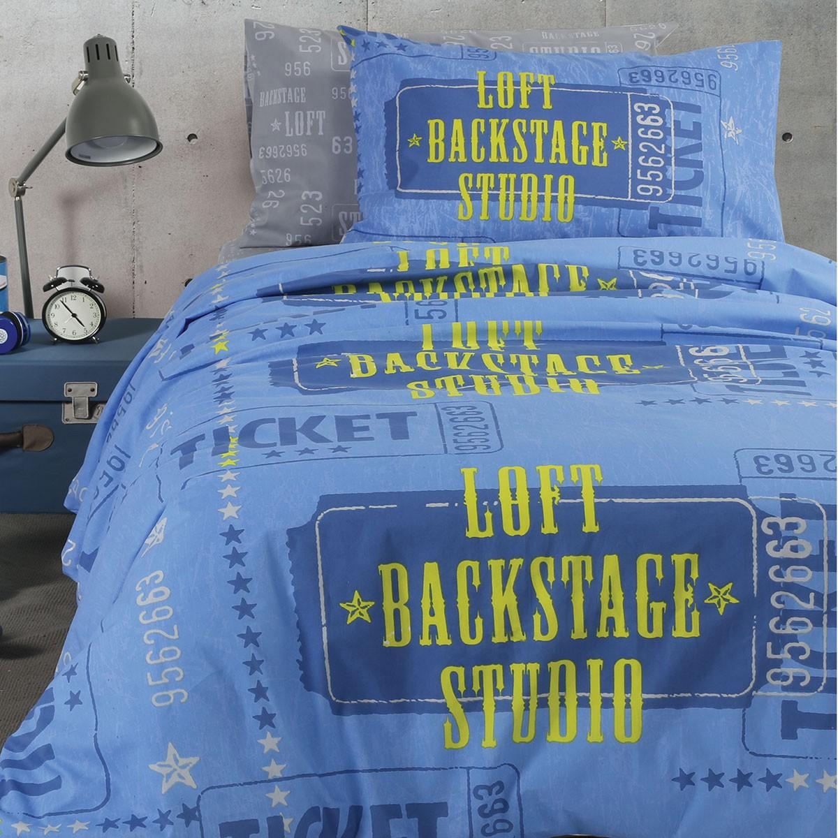 Πάπλωμα Μονό Nef-Nef Junior Backstage
