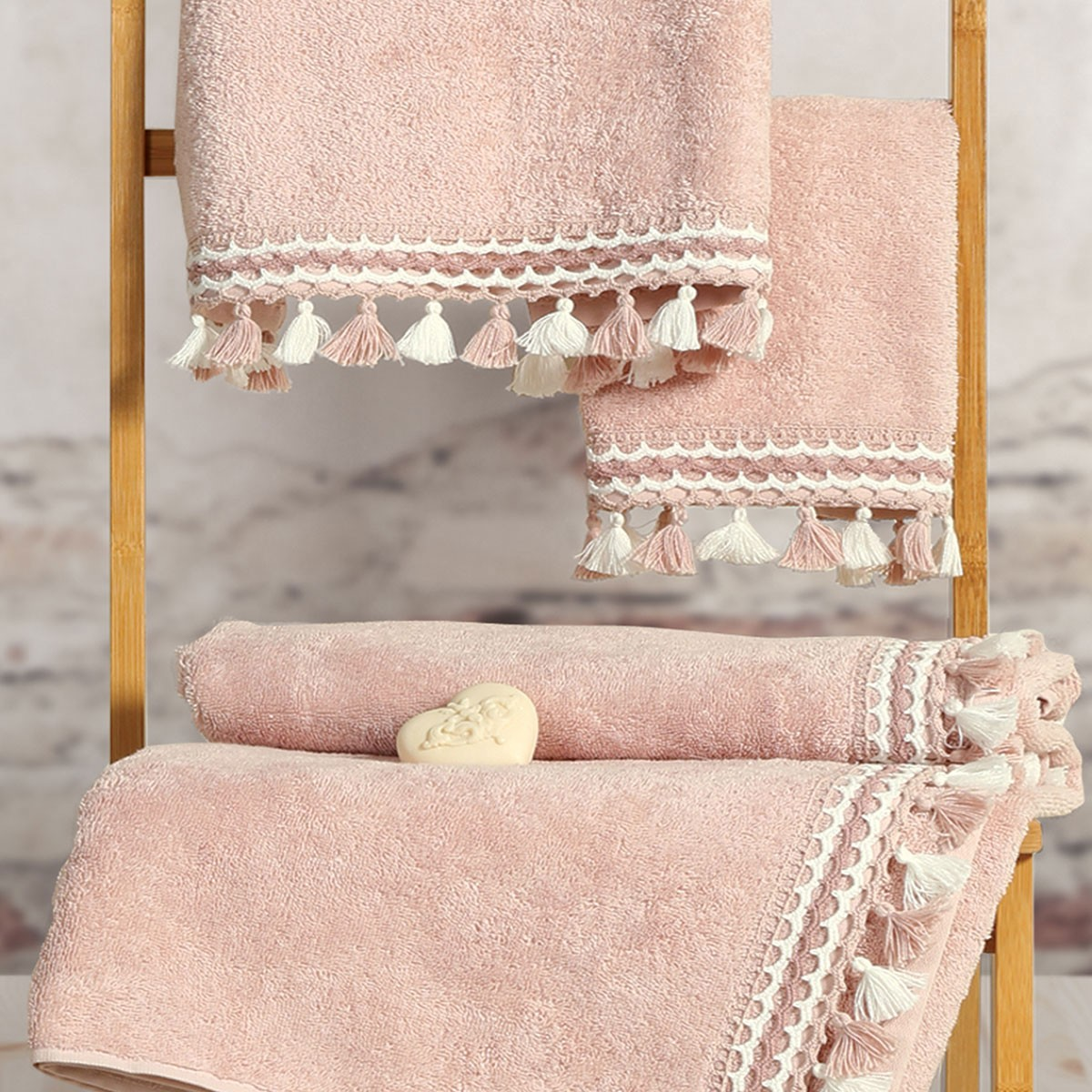 Πετσέτες Μπάνιου (Σετ) Nef-Nef Tina