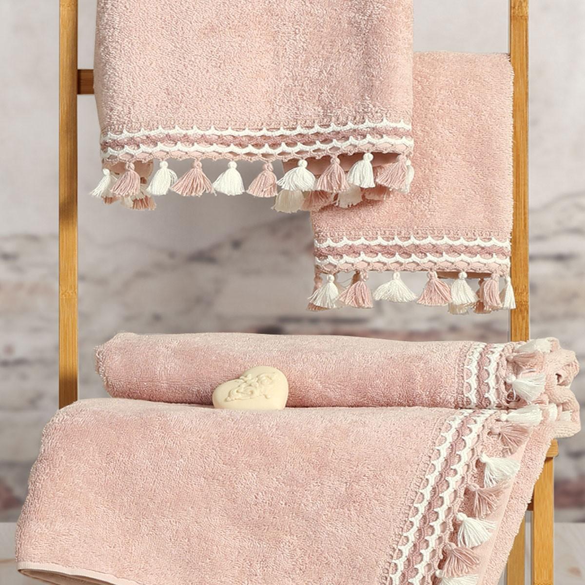 Πετσέτα Προσώπου (50x90) Nef-Nef Tina