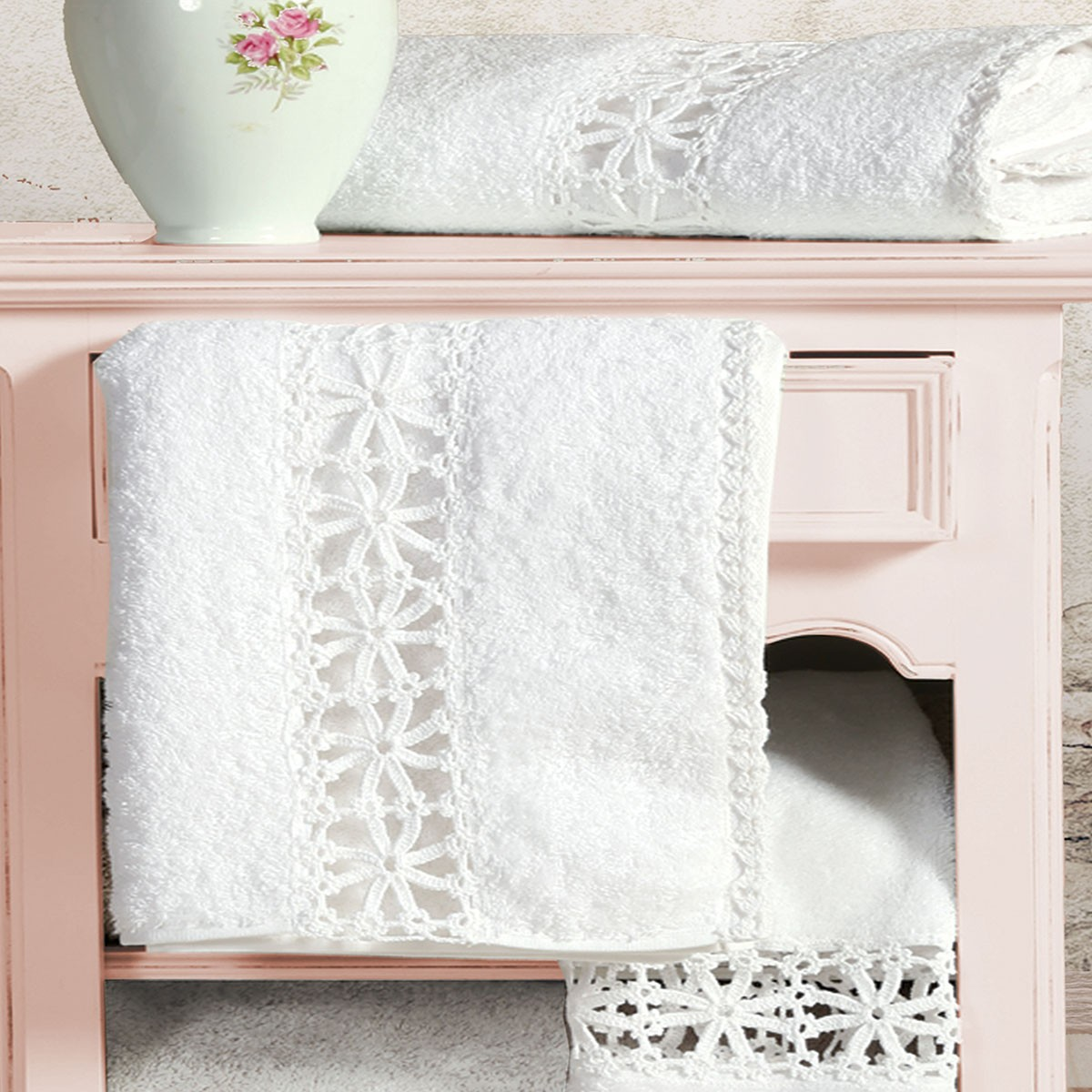 Πετσέτα Χεριών (30x50) Nef-Nef Elena