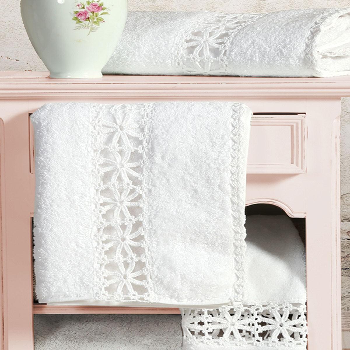 Πετσέτα Προσώπου (50x90) Nef-Nef Elena