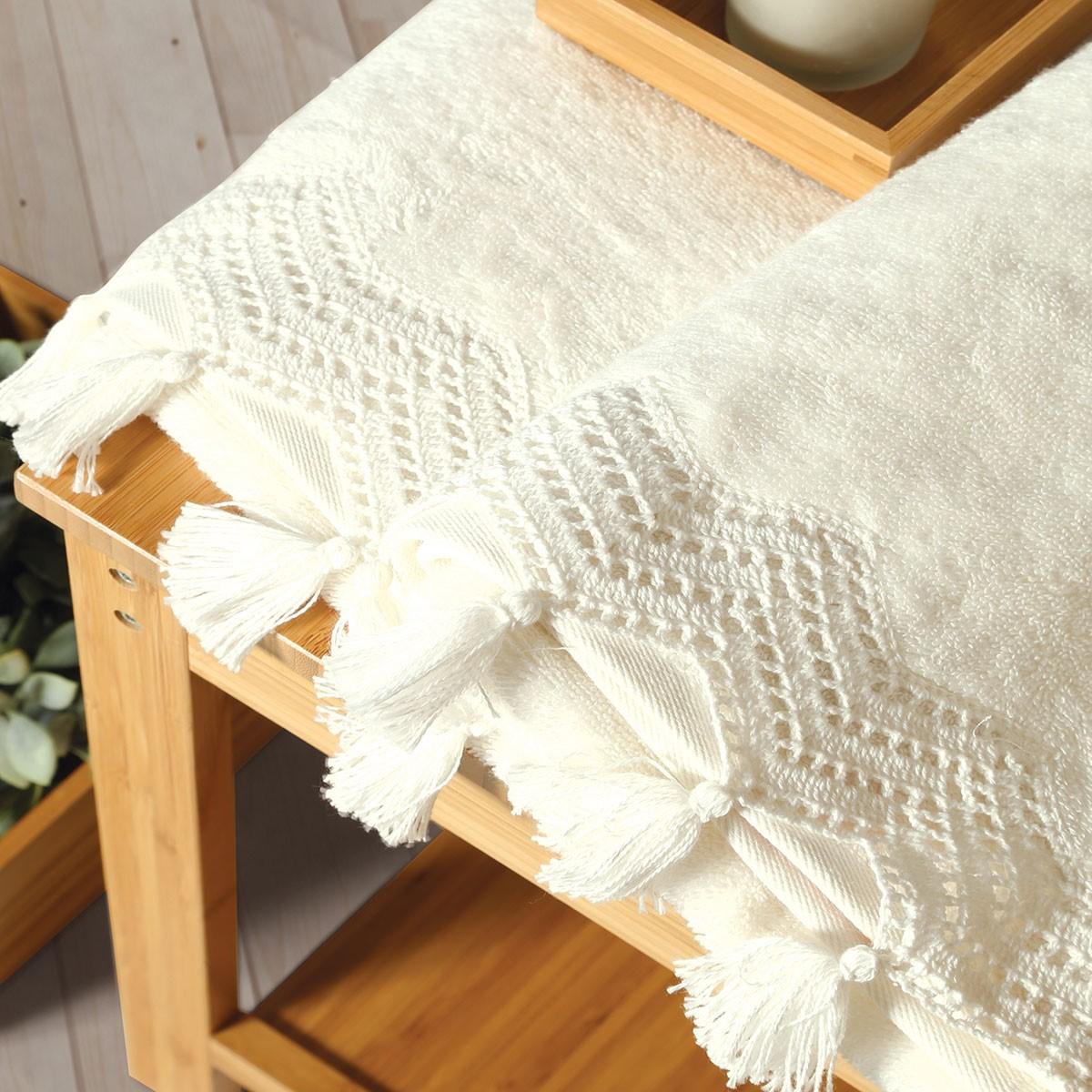 Πετσέτες Μπάνιου (Σετ 3τμχ) Nef-Nef Sasha