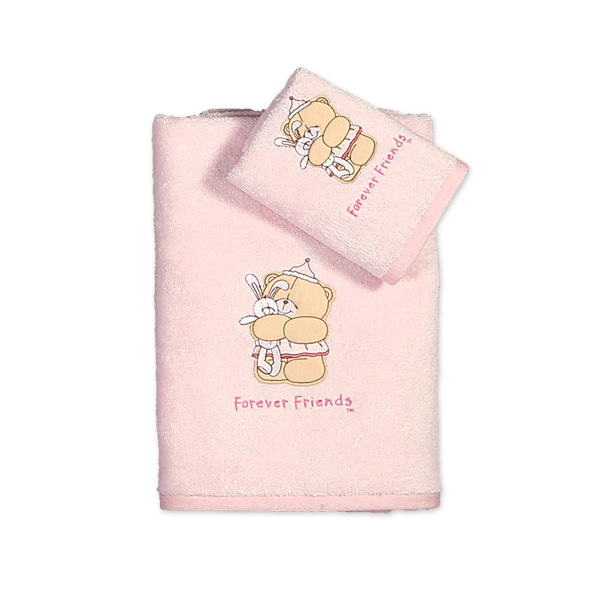 Βρεφικές Πετσέτες (Σετ 2τμχ) Nef-Nef Baby Forever Royal