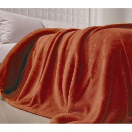 Κουβέρτα Fleece Υπέρδιπλη Nef-Nef Planet Terra