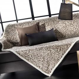 Κουβέρτα Καναπέ (170x230) Nima Wild Thing Goya