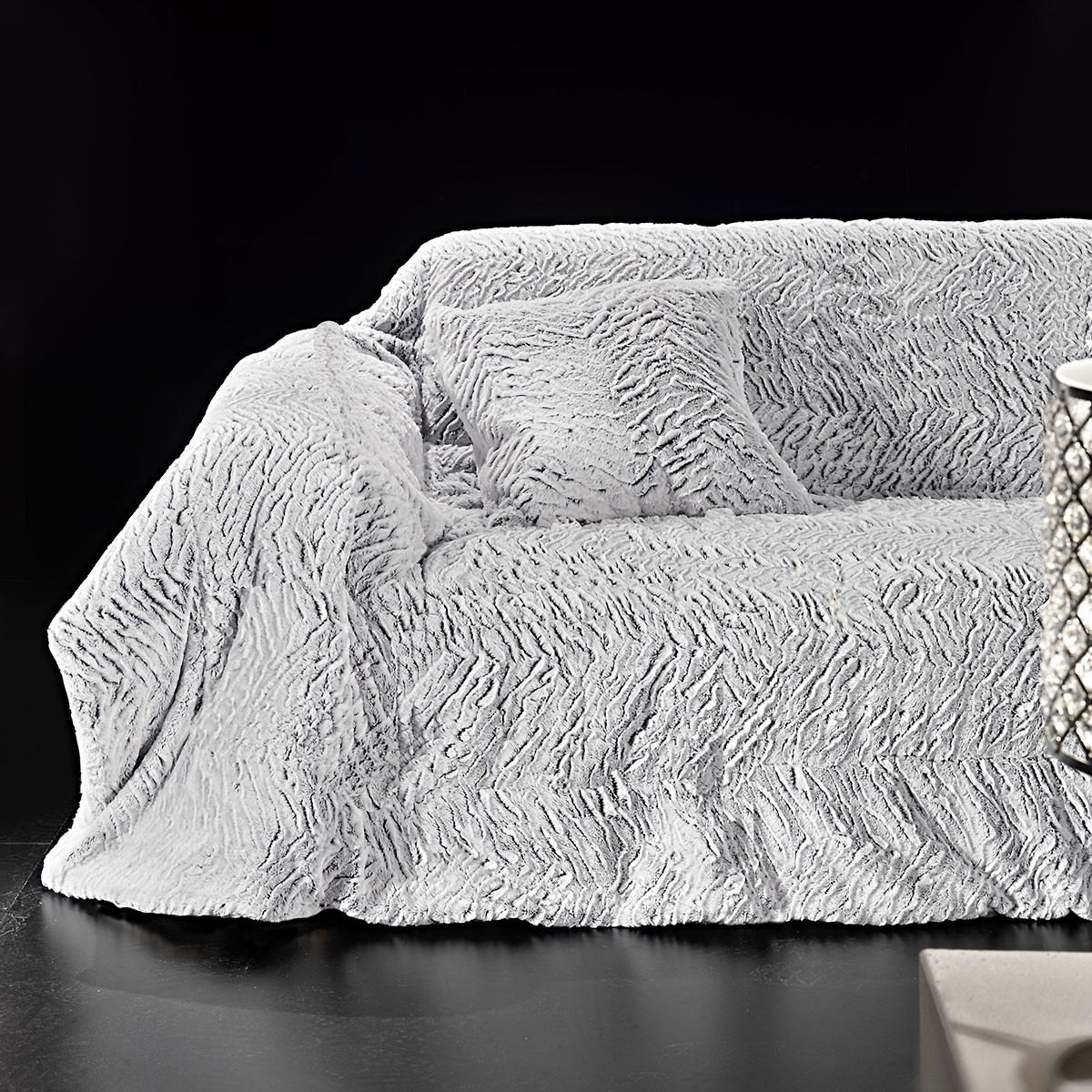 Κουβέρτα Καναπέ (130×170) Nima Juno Tisha