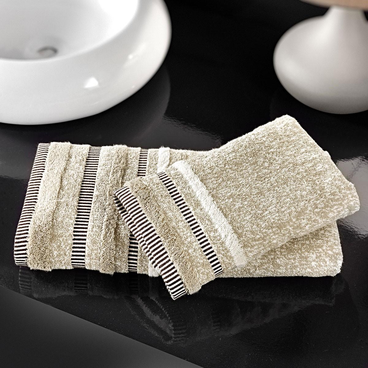Πετσέτες Προσώπου (Σετ 2τμχ) Nima Le Bain Sandro