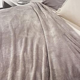 Κουβέρτα Fleece Μονή Nima Alpes Aldo