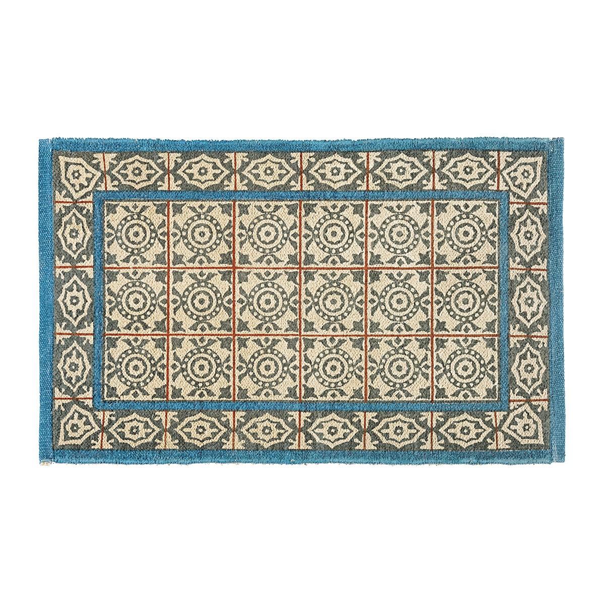 Πατάκι Μπάνιου (50×80) Nima Vista Benazir 02 Brown
