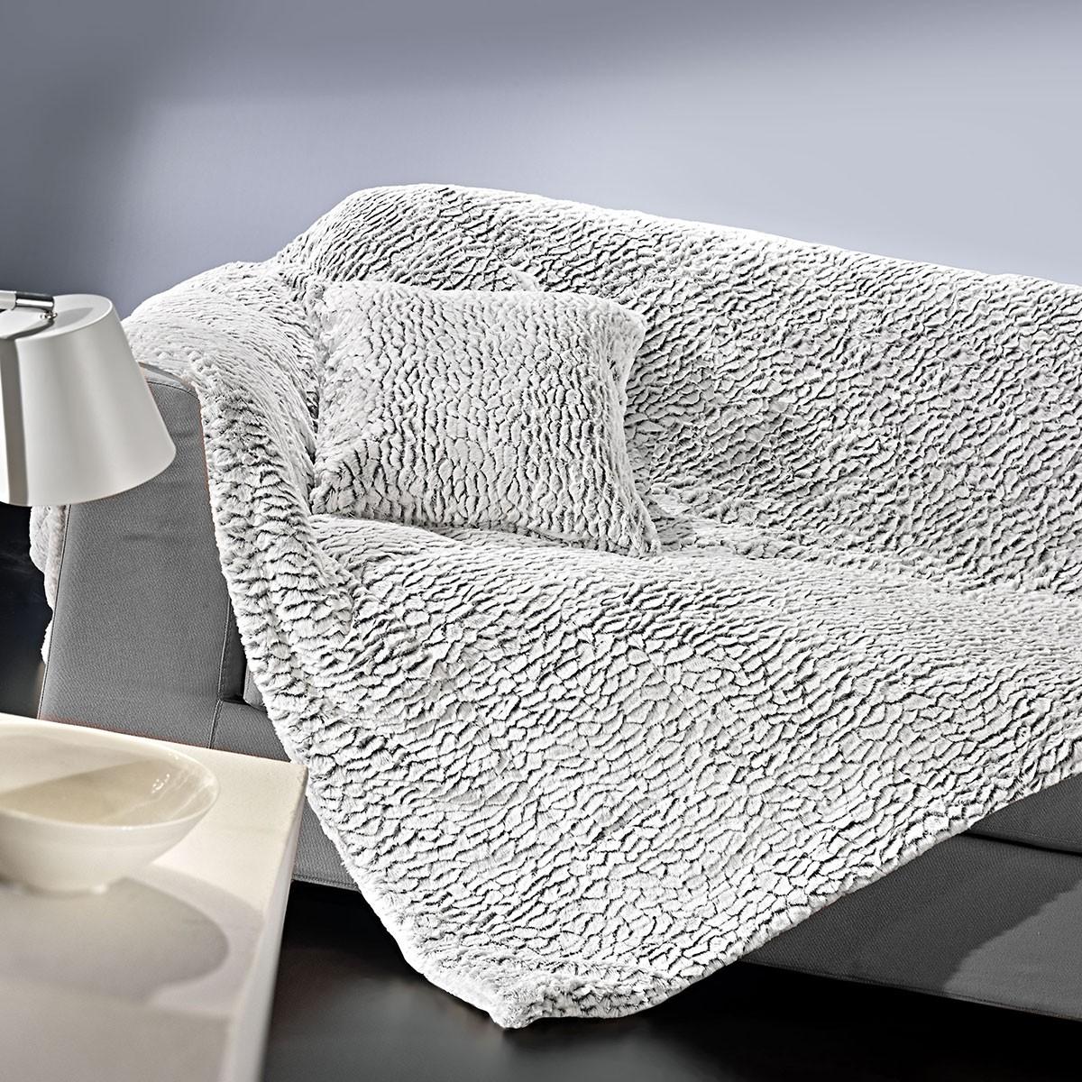 Κουβέρτα Καναπέ (130×170) Nima Juno Latoya