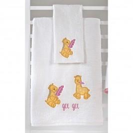 Βρεφικές Πετσέτες (Σετ) Nima Juniors Gee gee 02