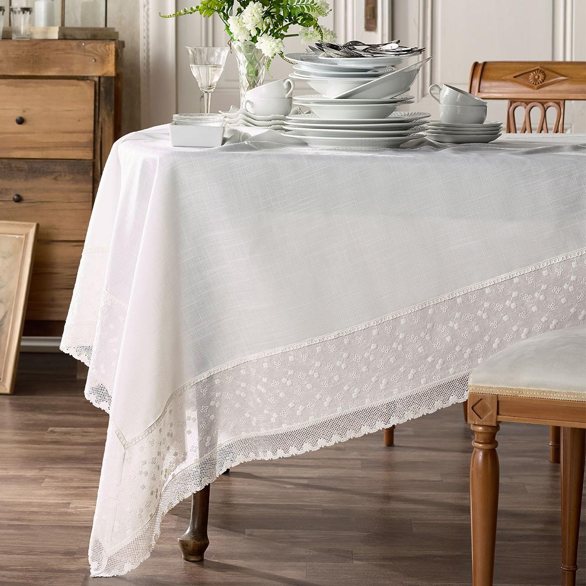 Τραπεζομάντηλο (150×220) Gofis Home Veil 326/05