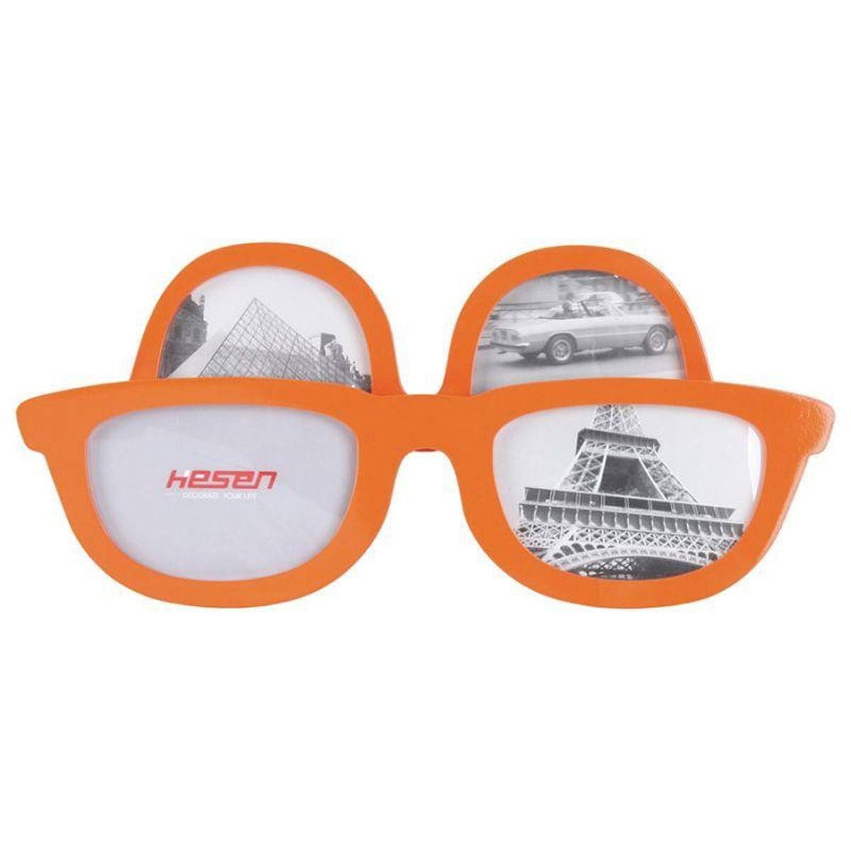 Κορνίζα 4 Θέσεων InArt Shades Orange 3-30-985-0012 58265