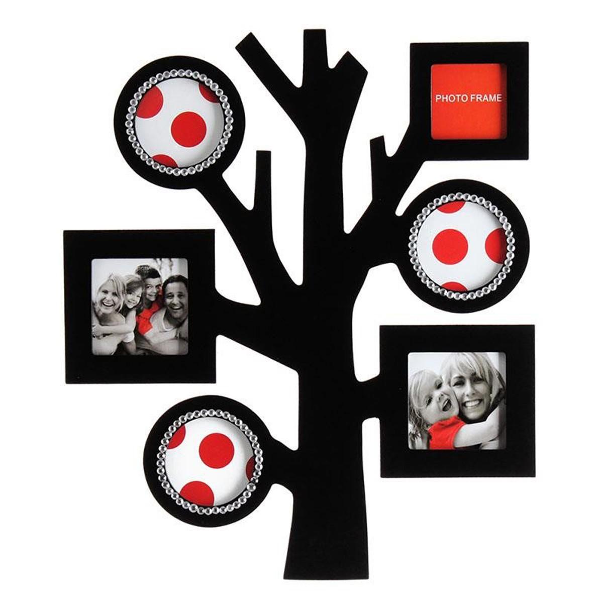 Κορνίζα Τοίχου 6 Θέσεων InArt Tree 3-30-058-0021