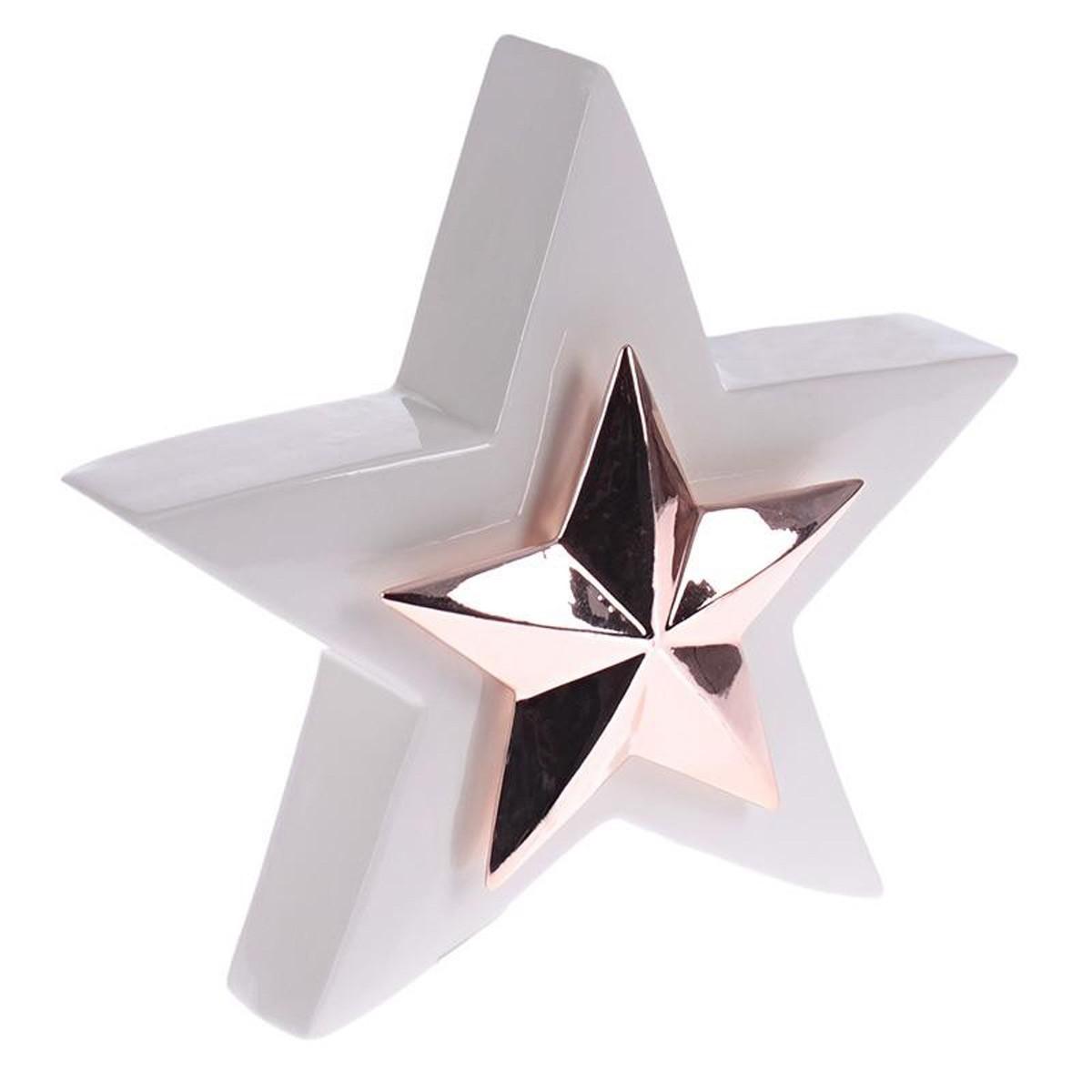 Διακοσμητικό InArt Star Bronze 2-70-446-0013
