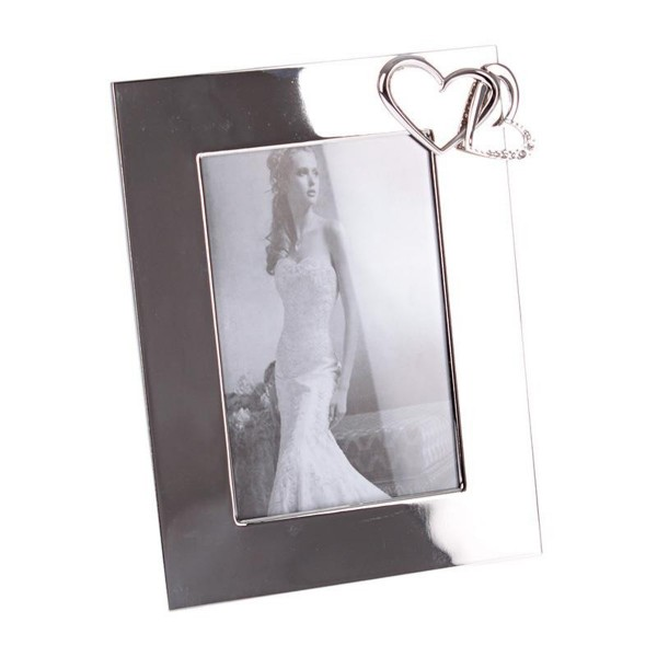 Κορνίζα (10x15) InArt Nickel Heart 3-30-967-0001