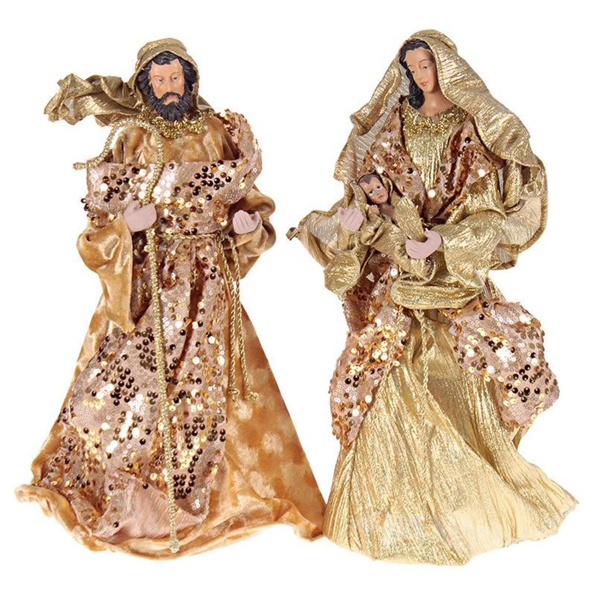 Φάτνη InArt Mary & Joseph 2-70-306-0146 home   χριστουγεννιάτικα   χριστουγεννιάτικα διακοσμητικά