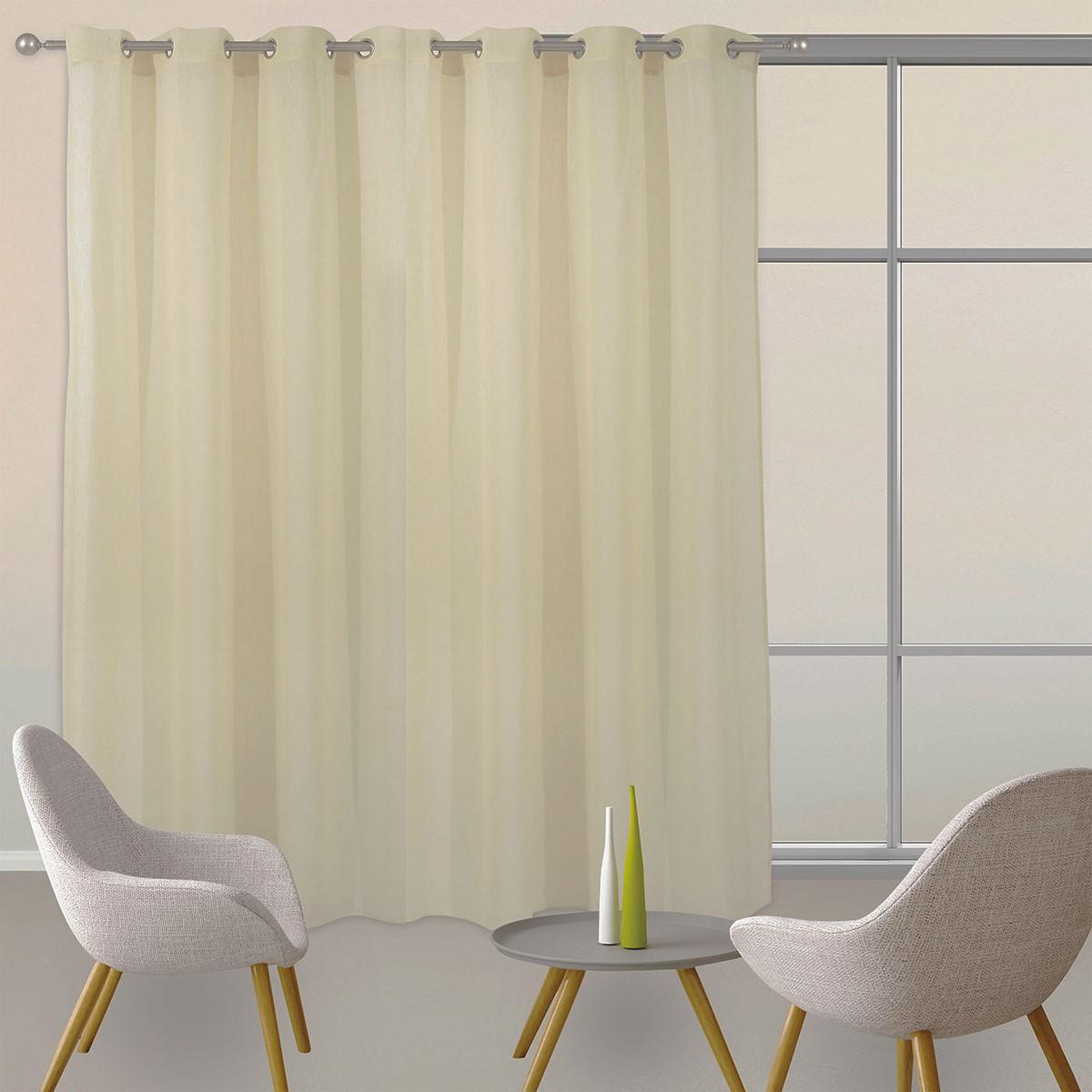 Κουρτίνα Με Τρουκς (290x280) Das Home 2052