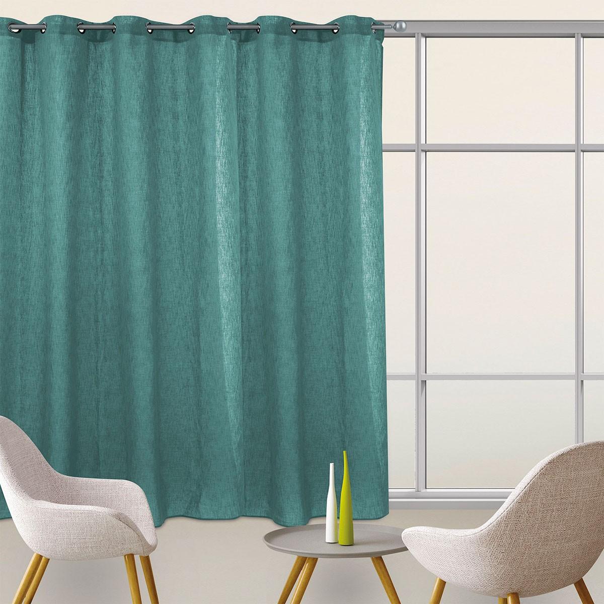 Κουρτίνα Με Τρουκς (290x280) Das Home 2053