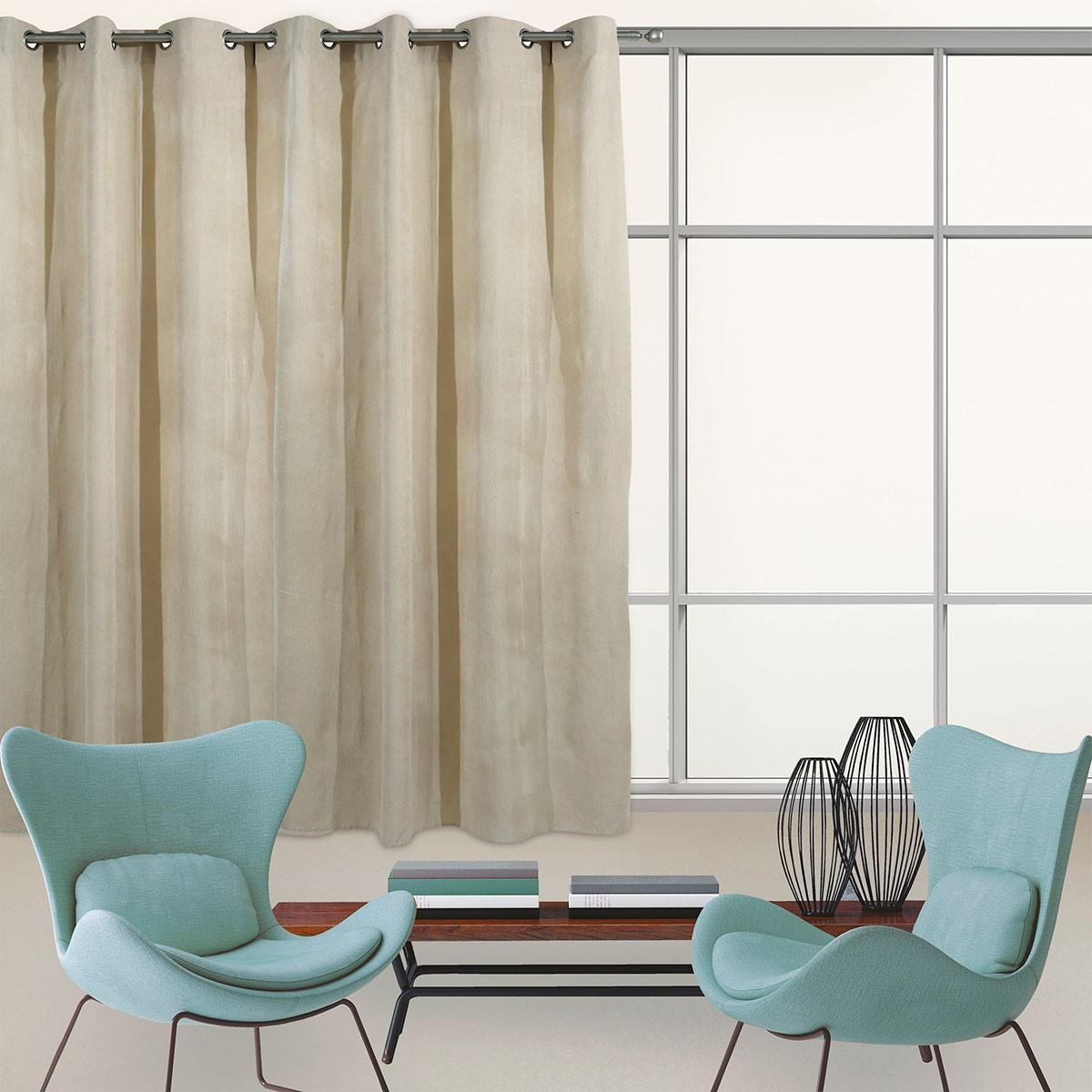 Κουρτίνα (140x280) Das Home 2071