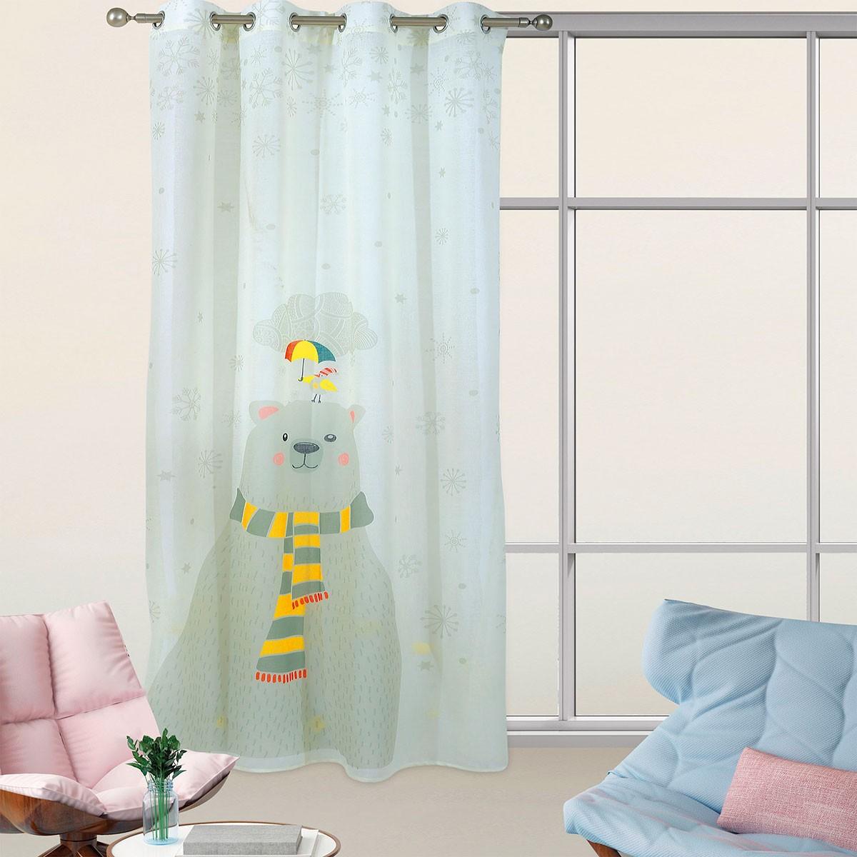 Παιδική Κουρτίνα (140×280) Das Home 2066