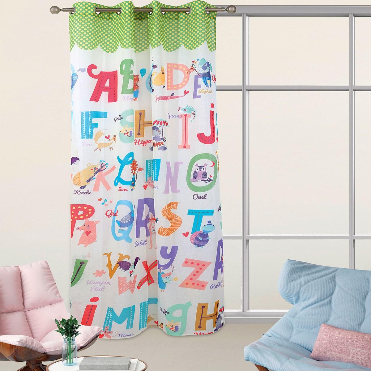 Παιδική Κουρτίνα (140×280) Das Home 2069