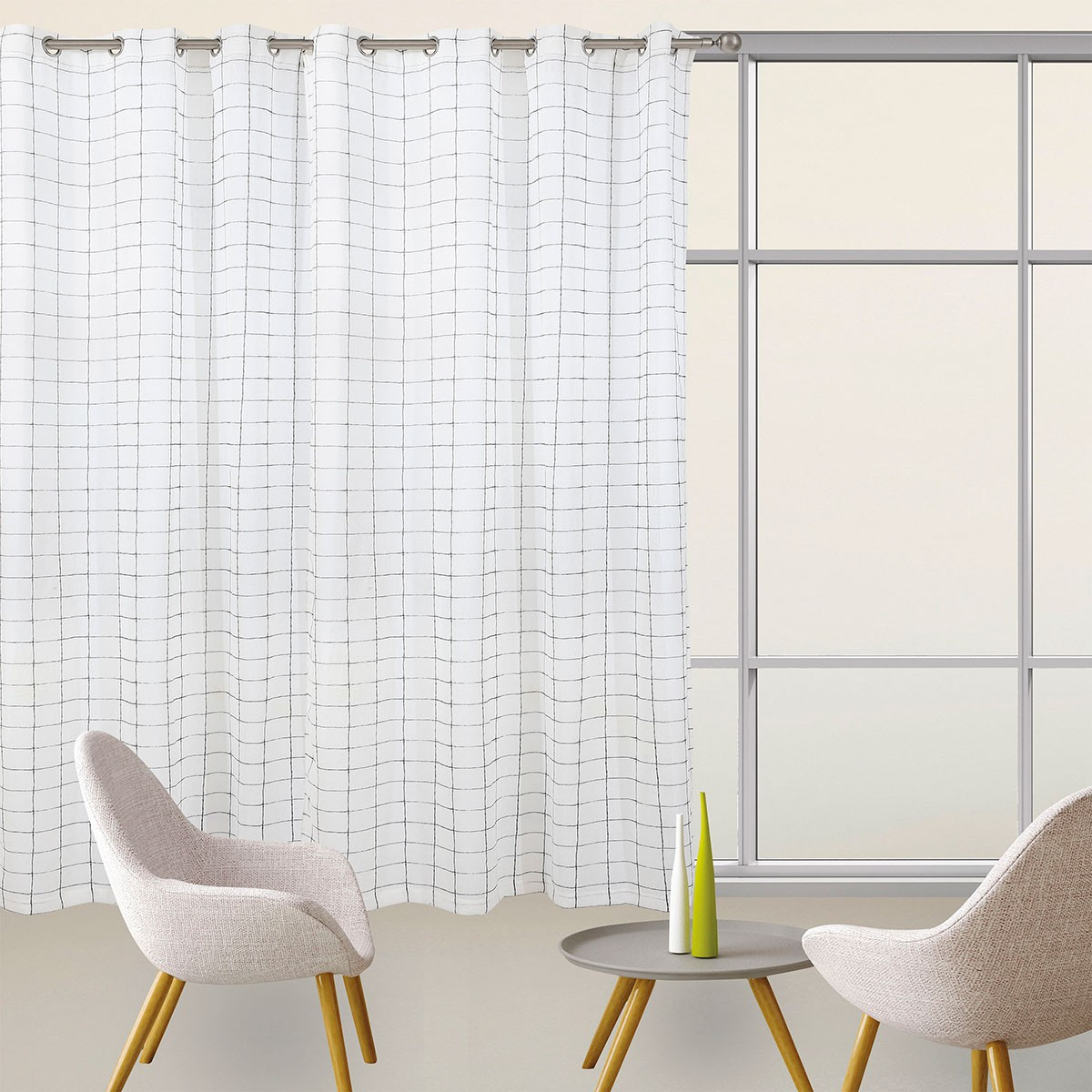 Κουρτίνα (140x280) Das Home 2074