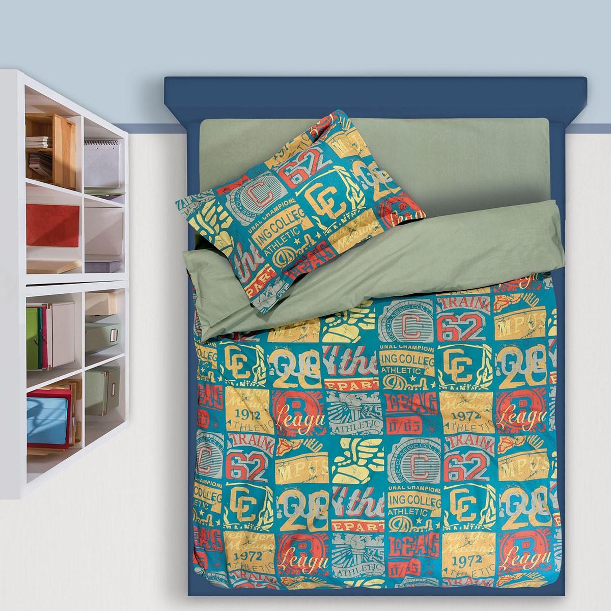 Σεντόνια Μονά (Σετ) Das Home Kid Prints 4569