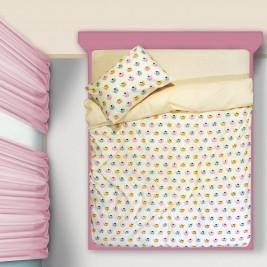 Σεντόνια Μονά (Σετ) Das Home Kid Prints 4578