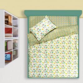 Σεντόνια Μονά (Σετ) Das Home Kid Prints 4579