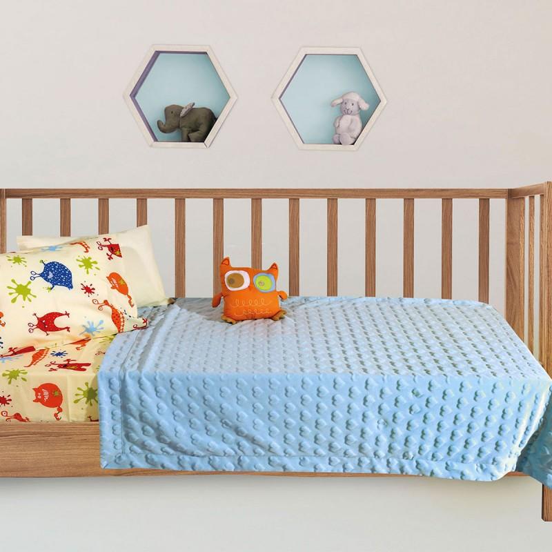 Κουβέρτα Fleece Αγκαλιάς Das Home Relax Line 6363