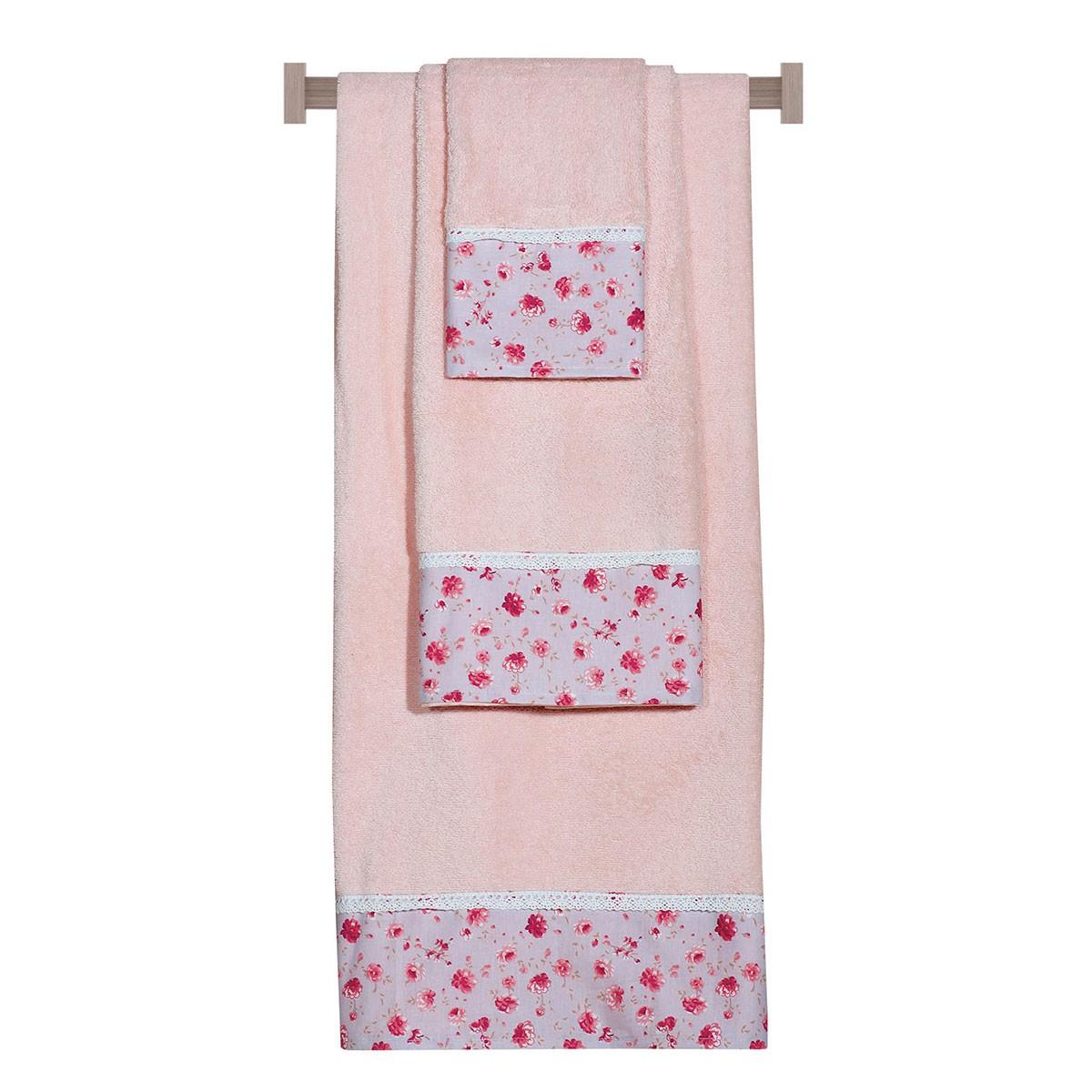 Πετσέτες Μπάνιου (Σετ 3τμχ) Das Home Daily 287