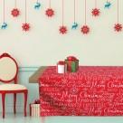 Χριστουγεννιάτικο Τραβέρσα Das Home Kitchen 533