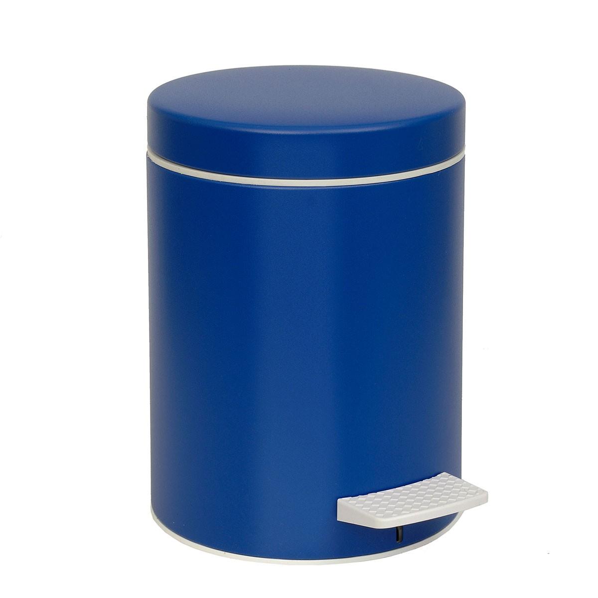 Κάδος Απορριμμάτων (20x28) PamCo 5Lit 96 Dark Blue