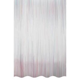 Κουρτίνα Μπάνιου Πλαστική (180x200) Palamaiki Lines