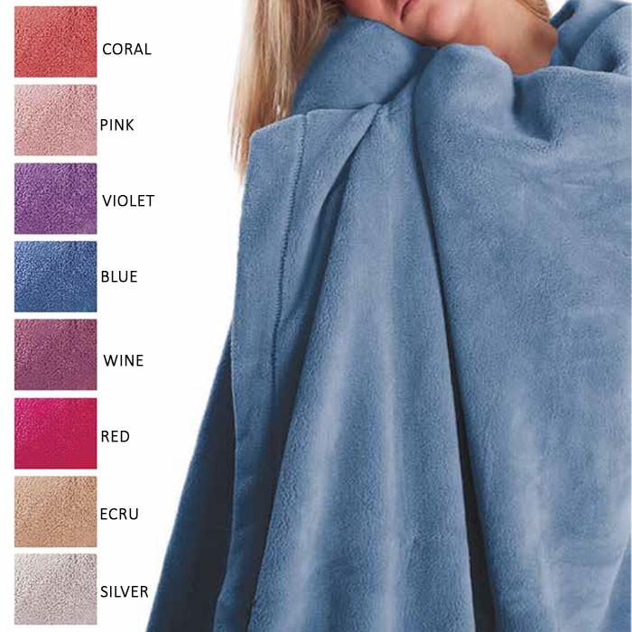 Κουβέρτα Fleece Μονή Palamaiki Polar Collection