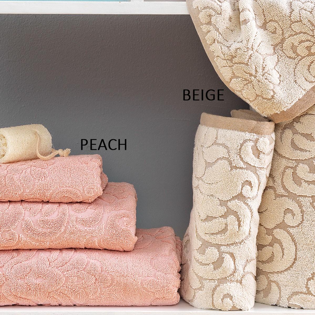 Πετσέτες Μπάνιου (Σετ 3τμχ) Palamaiki Flair