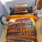 Παπλωματοθήκη Υπέρδιπλη (Σετ) Palamaiki Satin Dreamlands 329