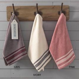 Πετσέτες Μπάνιου (Σετ 3τμχ) Palamaiki Fush