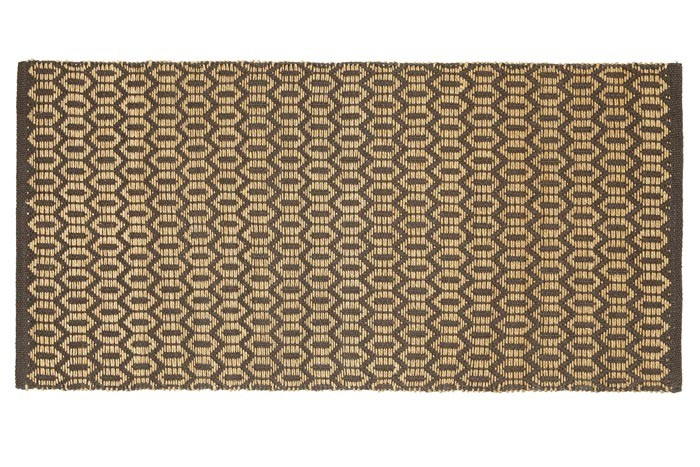 Χαλάκι Κουζίνας (60×130) Palamaiki Kitchen Carpets Nora Taupe 60175