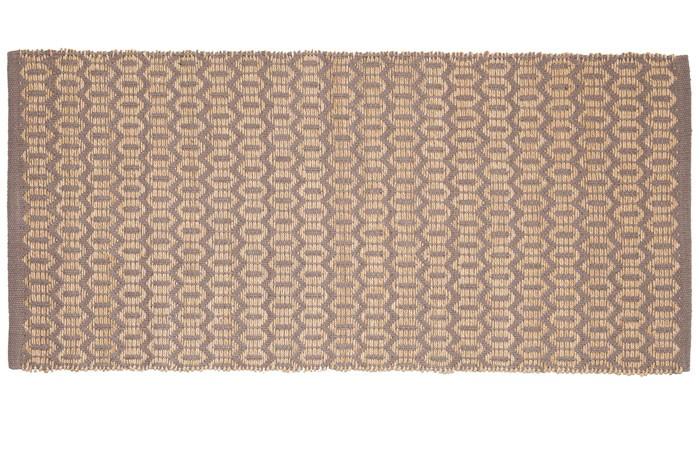 Χαλάκι Κουζίνας (60x130) Palamaiki Kitchen Carpets Nora Grey